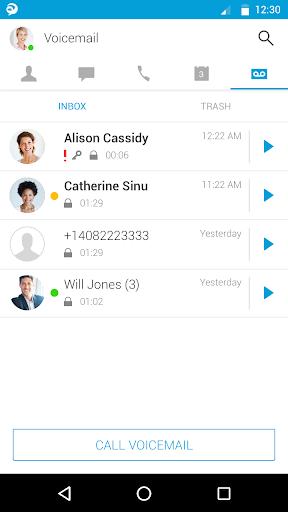 Cisco Jabber screenshot 5
