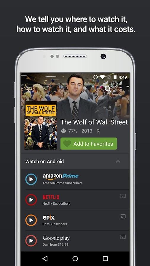 Yidio- screenshot