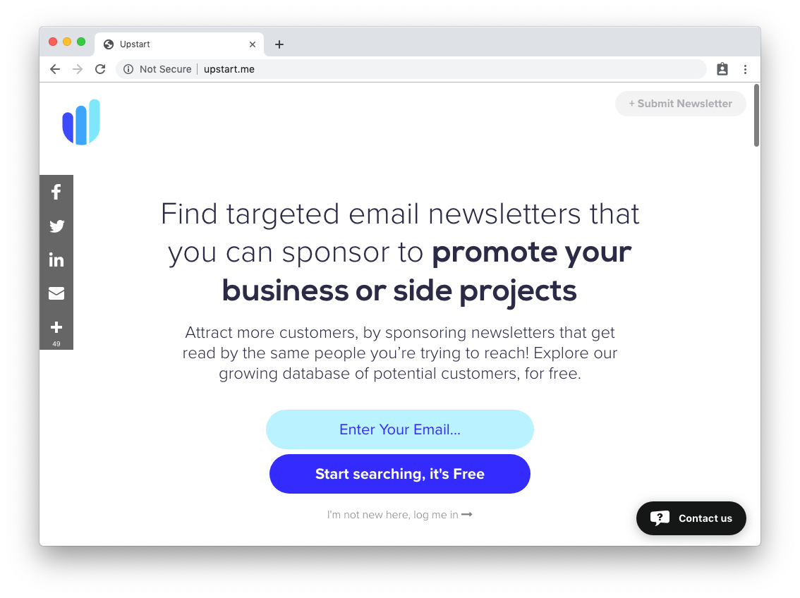 How to Monetize Email Newsletters with the Advanced Ads