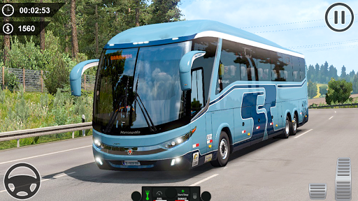 Luxury Tourist City Bus Driver ud83dude8c modavailable screenshots 6