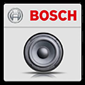 Bosch Loudspeaker Selection
