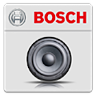 Bosch Loudspeaker Selection icon