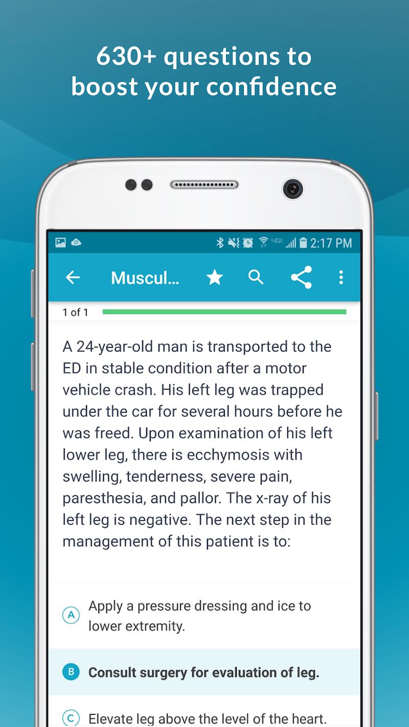 Скриншот Adult-Gerontology Acute Care Nurse Practitioner