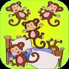 Five Little Monkeys Videos