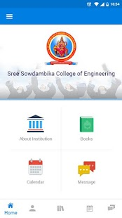 Sree Sowdambika College - Engg - náhled