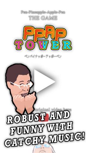 PPAP Tower - Pen Pineapple Pen