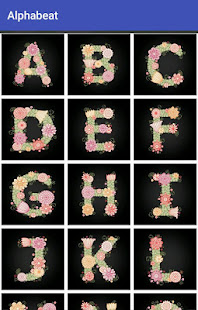 Alphabet Letter HD Wallpapers - Create Own Name - náhled