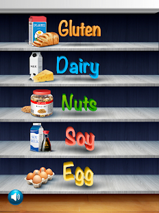 Allergy Reality: Gluten-Dairy-Nuts-Soy-Egg-Free- screenshot thumbnail