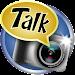 Photo talks: speech bubbles icon