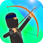 Funny Archers - 2 Player Games Icon