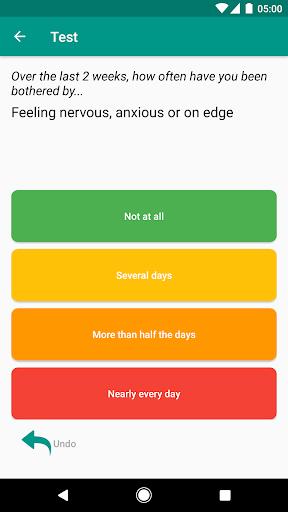 FearTools - Anxiety Aid Screenshot
