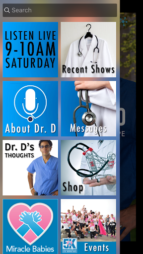 玩免費健康APP|下載Dr. D Radio app不用錢|硬是要APP