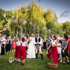 Wedding photographer Gábor Jenei (Gaaborphoto). Photo of 04.10.2019