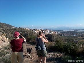 Photo: Mina gäster börjar fotografera utsikten...