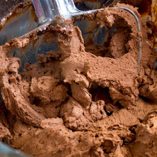Dreamy Chocolate Buttercream Frosting.