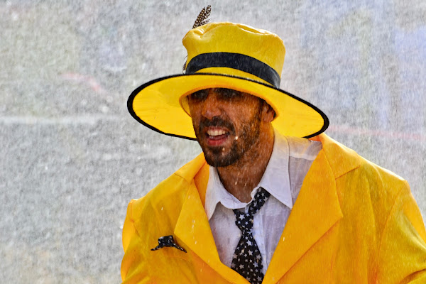 Yellow Rain di giuseppedangelo
