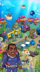 Aquarium Farm Mod Apk 1.32 (Unlimited Money + Free Shopping) 4