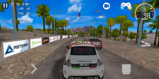Final Rally: Extreme Car Racing apkpoly screenshots 2