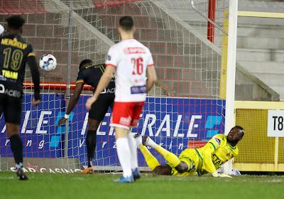 """Hervé Koffi, pour une fois malheureux: """"Il a déjà gagné tellement de points..."""""""