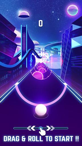 Beat Roller - Music ball race 1.36 Screenshots 1
