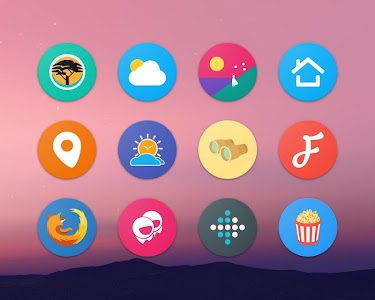 Pixel Icon Pack-Nougat Free UI screenshot 9