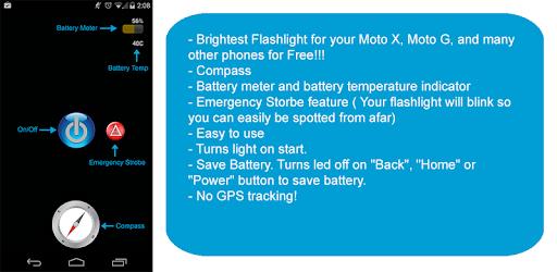 Flashlight for Moto G/Moto X - Apps on Google Play