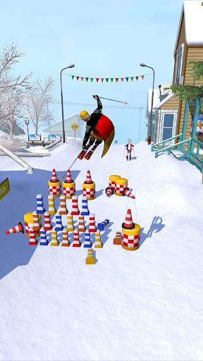 Télécharger Gratuit Ski Master mod apk screenshots 5