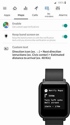 Notify & Fitness for Amazfit 8.14.2 screenshots 2