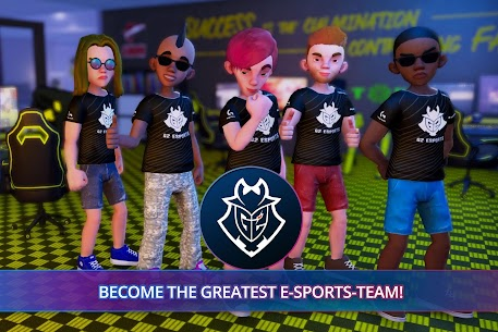 Esports Life Tycoon Apk Download For Android and Iphone 8