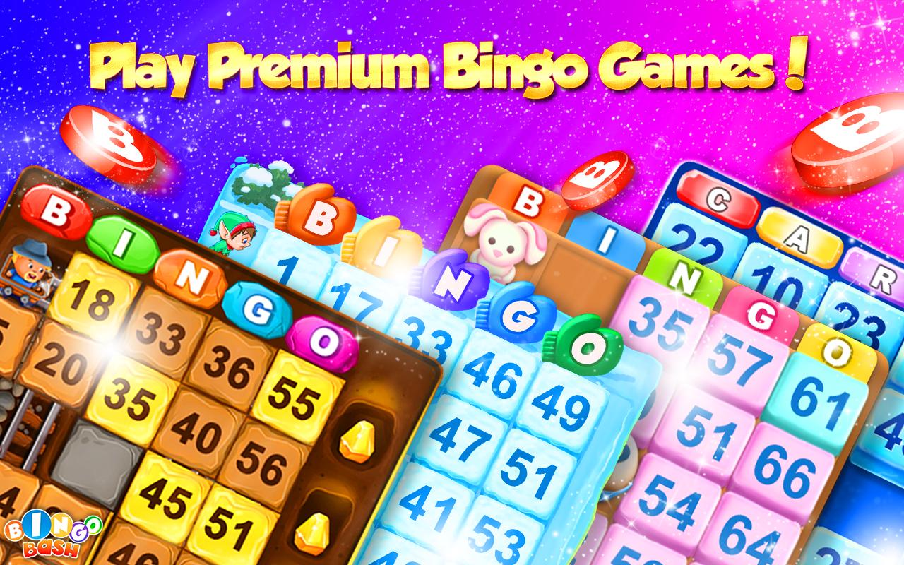 Bingo Bash - Bingo & Slots - Android Apps on Google Play
