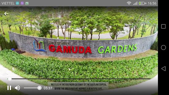 Gamuda Gardens - náhled