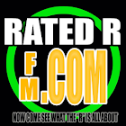 Rated R FM Radio icon