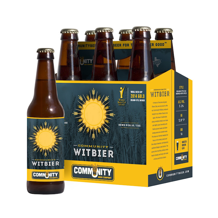 Logo of Community Witbier