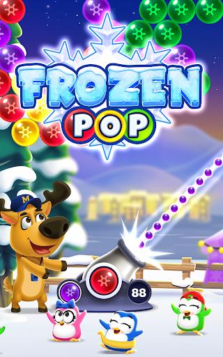 Frozen Pop - Frozen Games & Bubble Pop! 2 screenshots 18