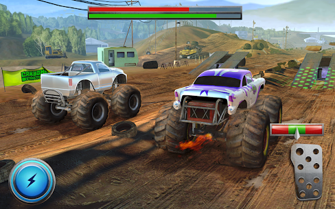 Racing Xtreme 2: Top Monster Truck & Offroad Fun 7