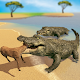 Download Crocodile Attack Sim: Wild Animal Family Games For PC Windows and Mac