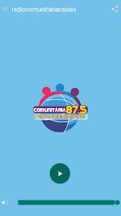 Download Rádio Comunitária FM Caxias For PC Windows and Mac apk screenshot 1
