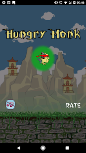 Hungry Monk - náhled