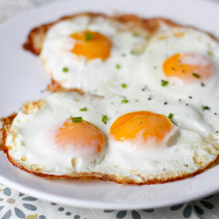 Oven Fried Eggs Recipes