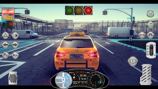 Taxi: Revolution Sim 2019  screenshots 1