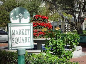 Photo: Market Square, Town Center, Celebration, FL