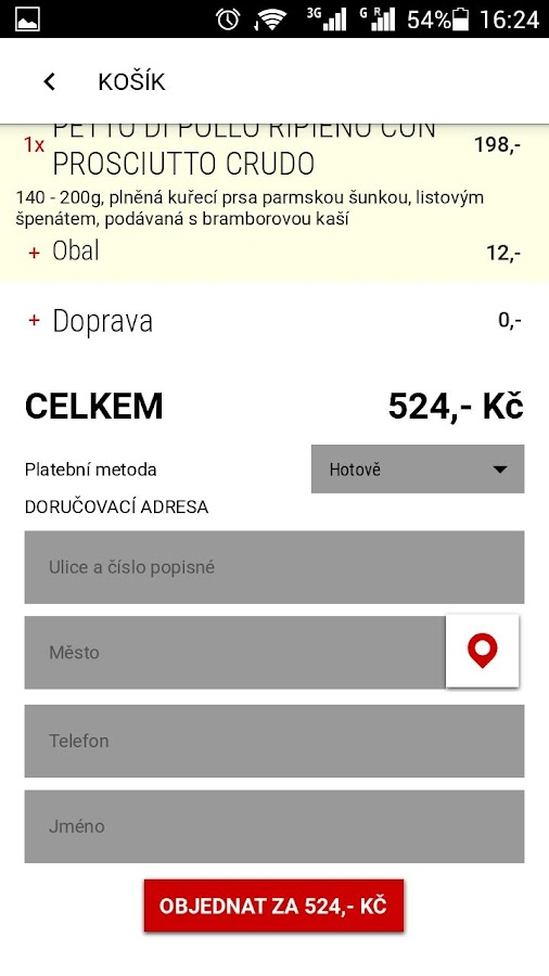 Pizzerie Trappola Ml.Boleslav- screenshot