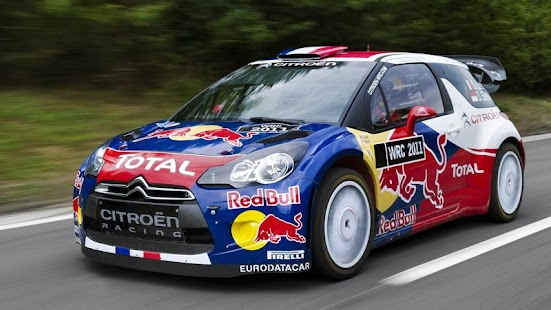 Top Rally Cars Wallpaper - náhled