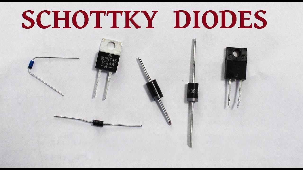 Diode Schottky