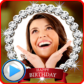 Birthday video maker 2018