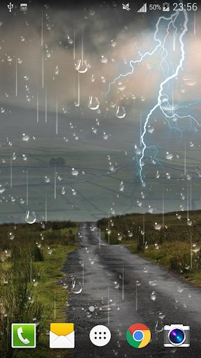 Thunder Storm Live Wallpaper screenshot 2