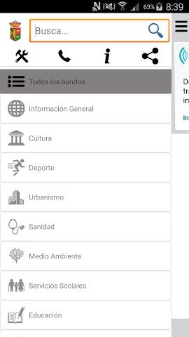 android Montesclaros Informa Screenshot 0