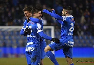 Genk écrase l'Antwerp et s'installe confortablement dans le top 6