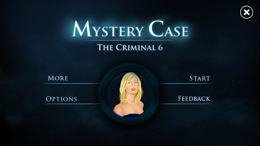 Mystery Case: The Criminal 6