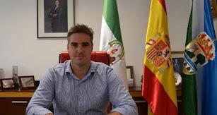 Manuel Jesús Flores, alcalde de Viator.